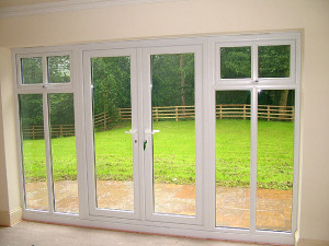 Upvc french doors for sale winstar upvc profiles india for Wood effect upvc french doors